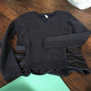 Euc 12 lululemon pullover sweatshirt